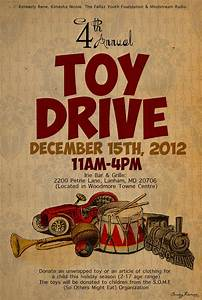 Holiday Toy Drive Flyer Template Toy Drive Flyer By Http Www Caseyrenae Com Toy Drive