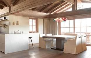 Stone Rug by Thurnbichlweg Chalet Beautiful Interiors Modern Cabins