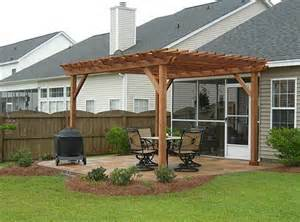 free standing patio roof designs pergola plans and