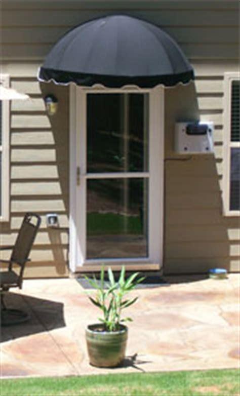 easyawn dome canvas window  door awning canopy ebay