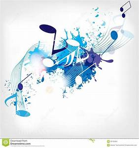 The gallery for --> Music Notes Background