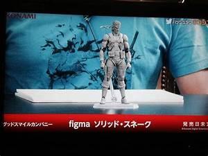 Metal Gear Solid 2 Figma Solid Snake Figure - The Toyark ...