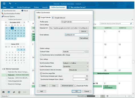 outlook kalender synchronisieren android kalender
