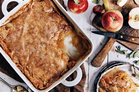 sugar crusted apple cobbler king arthur flour