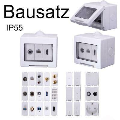 Warum Lichtschalter Bad Außen by Steckdose Steckdosen Schalter Lichtschalter