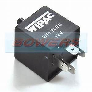 Wipac Wfl7led Land Rover Defender 90  110 Led Flasher Unit