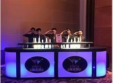 Bar Setup GQ Mobile Bar