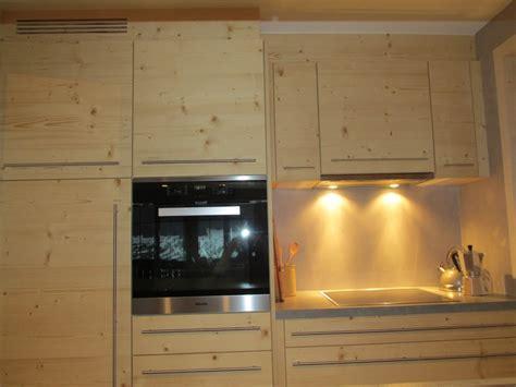 agencement de cuisine ouverte cuisine bois sapin wraste com