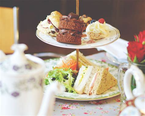 deco afternoon tea afternoon teas parks deco caf 233 stanley park blackpool