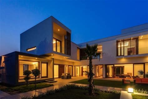 stunning homes house ideas stunning cubic house in new delhi india