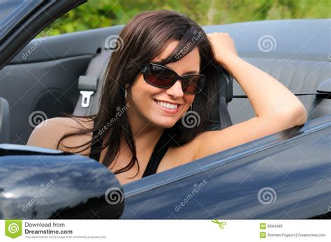 sport cars with girls sports car stock image image of north summer coupe