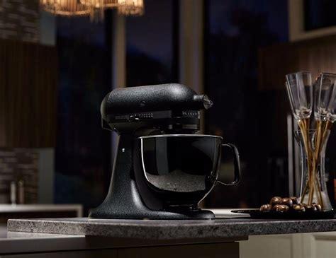 kitchenaid artisan black tie mixer review  gadget flow