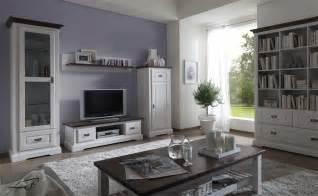 landhausstil wohnzimmer vitrine landhausstil pineta klein pinie massiv weiss günstig kaufen pickupmöbel de
