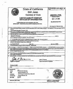 instructions for nonprofit articles of incorporation With free llc formation documents