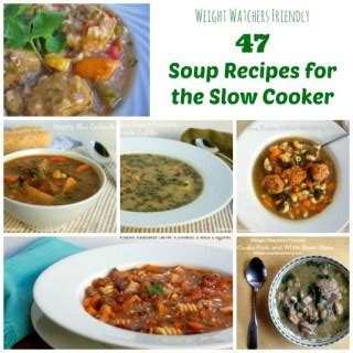weight watchers seafood soup recipes  points  values