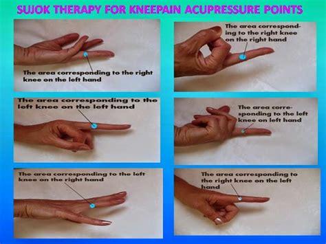 healthy india  estd  sujok therapy  kneepain acupressure points pr healthy