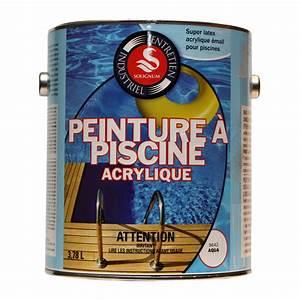 Peinture Pour Piscine : peinture pour piscine rona ~ Nature-et-papiers.com Idées de Décoration