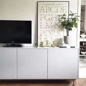 Ikea Metod Hängeschrank : ikea 39 metod 39 sideboard ikea hacks wohnzimmer wohnzimmer h ngeschrank m bel ~ Eleganceandgraceweddings.com Haus und Dekorationen