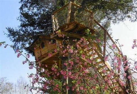 chambre d hotes dans les arbres semaine éco touristique en famille en chambre d 39 hôte