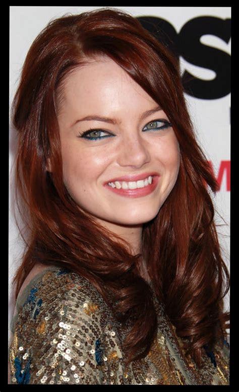 Emma Stone Emma Stone Red Hair