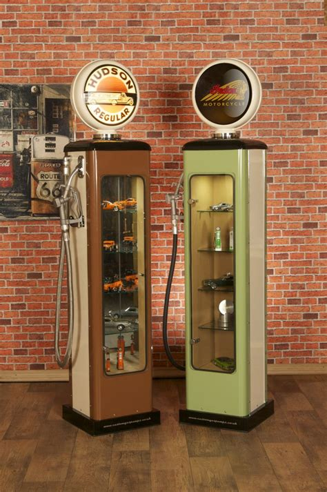 custom gas pumps retro american style gas pumps  home