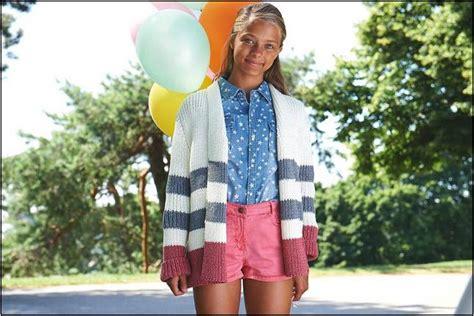 kindergeburtstag ideen für 10 jährige mädchen m 228 dchen strickjacke selber stricken kostenlose anleitung