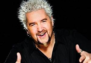 Guy Fieri Diners Drive Ins And Jewelry Designer