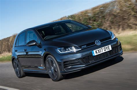 Volkswagen Golf Gtd Review (2018) Autocar