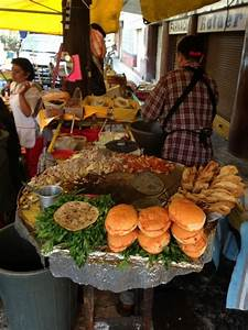 The Various Eats in Mexico City - Points Summary