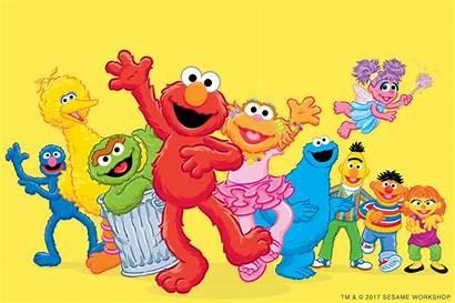 Sesame Street Characters Pngio