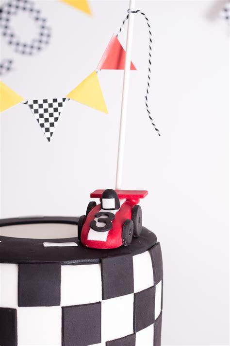 karas party ideas modern race car birthday party karas