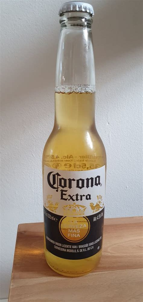 24 oz corona alcohol percentage