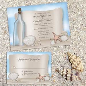 21 best images about some great wedding stationery designs With beach themed wedding invitations message in a bottle