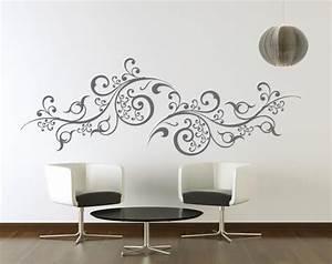 Deco Mural Salon : sticker baroque 2 ~ Teatrodelosmanantiales.com Idées de Décoration