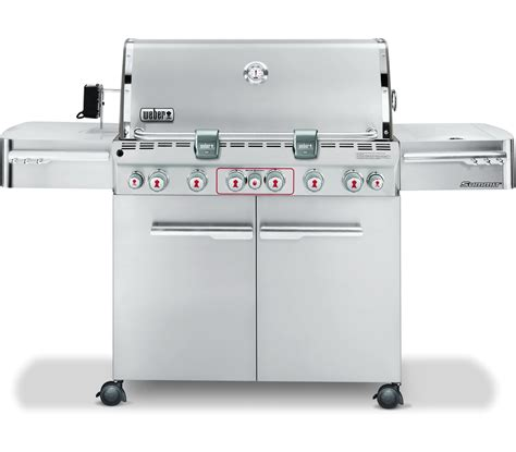 Summit S670 by Weber 174 Summit 174 S670 Gbs Stainless Steel Gas Bbq 7370074
