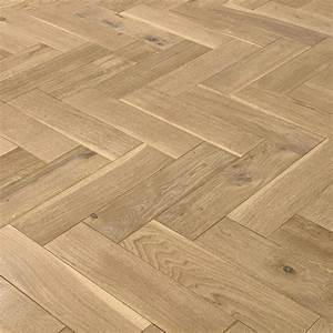 luxury whitewashed parquet oak solid wood flooring With parquets w