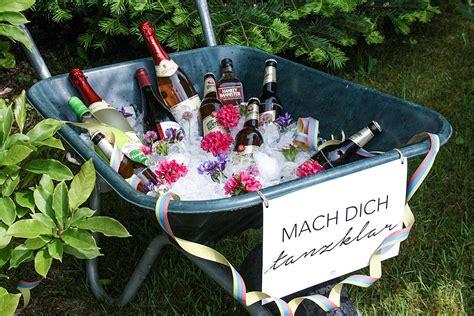 Gartenparty Dekoideen Für Schöne Stimmung