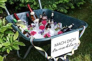 Getränke Für Party Berechnen : gartenparty deko ideen f r sch ne stimmung ~ Themetempest.com Abrechnung