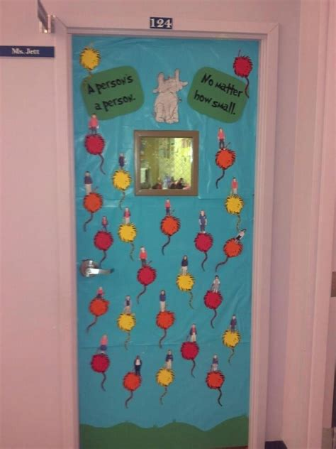 dr seuss door decorating contest ideas teachery tidbits dr seuss doors part 1