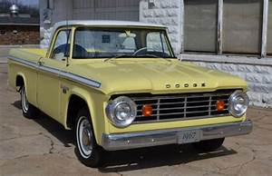 1967 Dodge D100 Sweptline V8  Shortbed  Low Original Miles