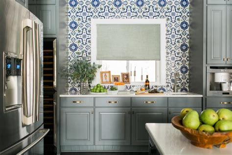 Discover The Latest Kitchen Color Trends  Hgtv