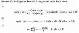 Winkelgeschwindigkeit Berechnen : formeln f r trigonometrische funktionen beweisen bsp additionstheorem des tangens mathelounge ~ Themetempest.com Abrechnung