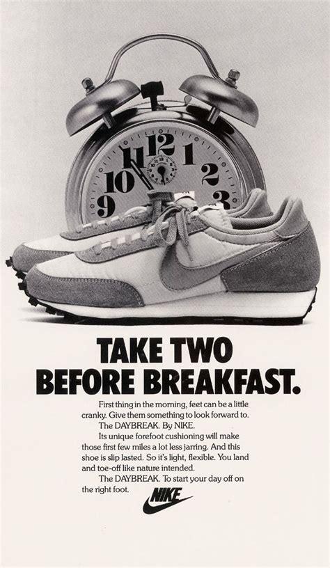 nike vintage advert  images vintage nike nike ad