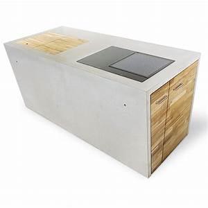 Outdoor Küche Beton : dade the concrete outdoor k che concrete works betonshop ~ Michelbontemps.com Haus und Dekorationen