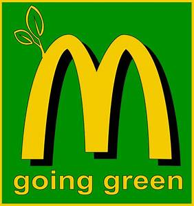 McDonalds Logo - TOCTOYS