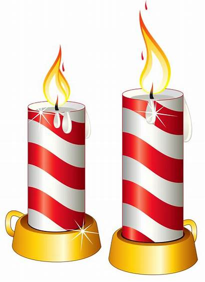Candles Transparent Christmas Clipart Clip Candle Yopriceville