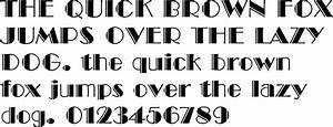 1920s Font | www.imgkid.com - The Image Kid Has It!