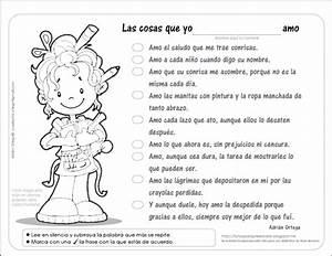 Fichas para preescolar: abril 2015
