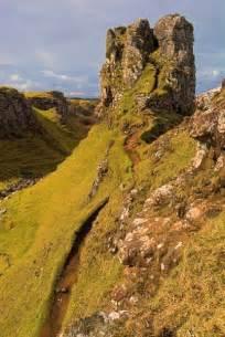 Skye Fairy Glen Scotland