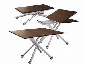Table De Salon Transformable : des meubles nomades et modulables le journal de la maison ~ Teatrodelosmanantiales.com Idées de Décoration